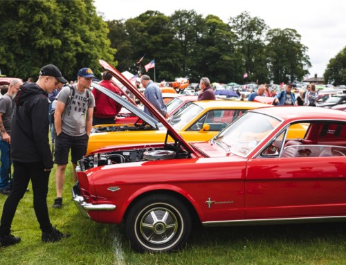 Classic & Performance Car Spectacular & Passion for Power Car Shows at Tatton Park