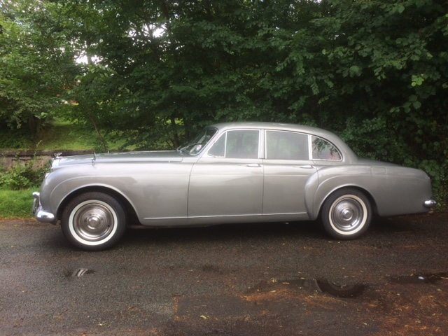 Bentley S Series Flying Spur