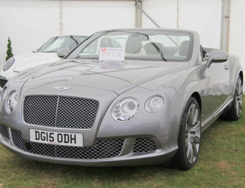 Rare Bentleys on Display at Passion for Power to Celebrate Centenary Year